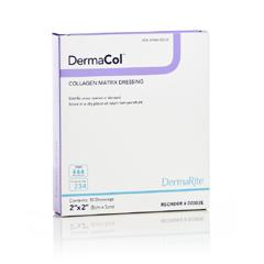 MON32202100 - Dermarite - Drsg Wnd Dermacol 2X2 10EA/BX