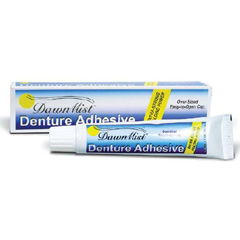MON545159BX - Donovan Industries - DawnMist® Denture Adhesive (DA2), 36/BX