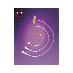 MON32332801 - Terumo MedicalInfusion Set Surflo® 27 Gauge 0.5 8 Tubing Without Port