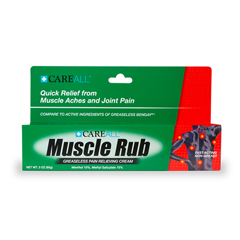 MON32442701 - New World ImportsPain Relief CareAll 15% / 10% Strength Ointment 3 oz.