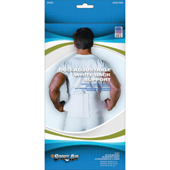 MON32513000 - Scott SpecialtiesBack Support Belt Sport-Aid® Medium / Large Hook and Loop Closure 32 to 44 Inch 9 - 3 Inch, Tapered Unisex