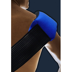 MON32553000 - DJOTherapy Wrap NIce and Hot General Purpose One Size Fits Most