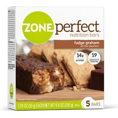 MON961021PK - Zone Perfect - Fudge Graham 1.76 oz. Bar