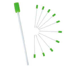 MON33201701 - Sage ProductsPetite Oral Swabstick Foam Tip Untreated
