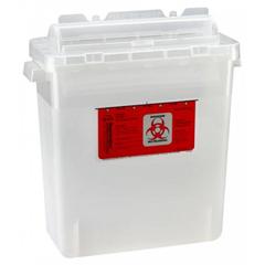 MON33312801 - Bemis Health CareMulti-purpose Sharps Container Bemis™ Sentinel 1-Piece, #333020