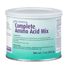 MON33412600 - NutriciaAmino Acid Oral Supplement Complete Amino Acid Mix Unflavored 7 oz. Can Powder