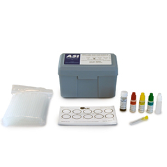 MON893348EA - Arlington Scientific - Rapid Diagnostic Test Kit ASI RPR Card Test Syphilis Screen Serum / Plasma Sample FDA Cleared 500 Tests
