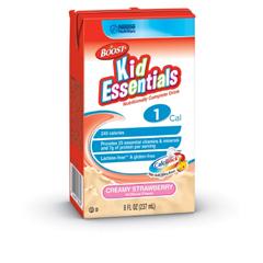 MON33532600 - Nestle Healthcare NutritionBoost Kid Essentials Strawberry 237ml
