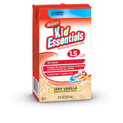 MON33542600 - Nestle Healthcare NutritionBoost Kid Essentials 1.5 Vanilla 237ml