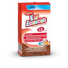 MON33582600 - Nestle Healthcare NutritionBoost Kid Essentials 1.5 Chocolate 237ml