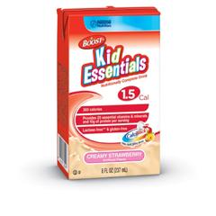 MON33592600 - Nestle Healthcare NutritionBoost Kid Essentials 1.5 Strawberry 237ml