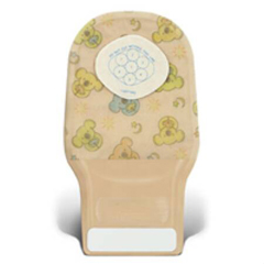 MON33614900 - ConvatecOstomy Pouch Little Ones® One-Piece System 4 Inch Length 0 to 23 mm Stoma Drainable, 10EA/BX