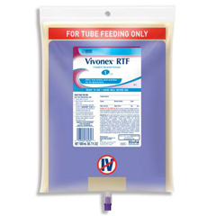 MON33622600 - Nestle Healthcare NutritionTube Feeding VIVONEX® RTF Unflavored 1500 mL, 4EA/CS
