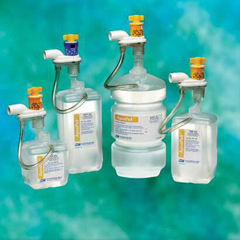 MON33733900 - Teleflex MedicalPrefilled Nebulizer Aquapak Without Delivery Mechanism Sterile Water