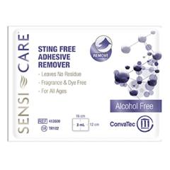 MON34514900 - Convatec - Adhesive Remover Sensi-Care Wipe 30 per Pack