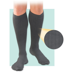 MON34610300 - BSN MedicalSock Dress Ml Blk SM PR
