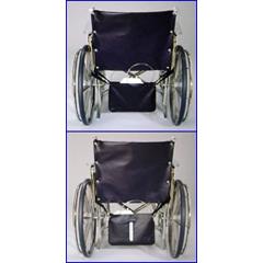 MON662643EA - Skil-Care - Urinary Drainage Bag Holder Thru-View