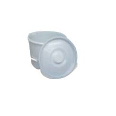 MON34723300 - Mabis HealthcareCommode Pail with Lid