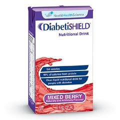MON34932600 - Nestle Healthcare NutritionResource Diabetishield 8 Oz Brik Mixed Berry