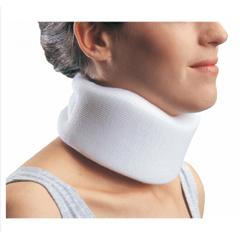 MON35103000 - DJOCervical Collar PROCARE® Medium Density Universal Clinic Collar 4 Inch Height 24 Inch Length