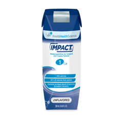 MON35812600 - Nestle Healthcare NutritionImpact 1.0 Designed To Meet The Needs Of Critically Ill Patients 8 Oz Can