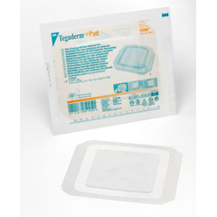 MON35882100 - 3MTegaderm™ +Pad Film Dressing with Non-Adherent Pad (3588)
