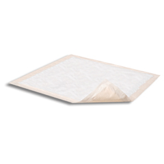 MON420042PK - Attends - Underpad Preserver 30 x 36 Disposable Polymer / Cellulose Fiber Heavy Absorbency