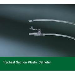 MON36044000 - Bard MedicalSuction Catheter Open 14 Fr. Thumb Valve