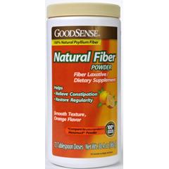 MON36302700 - Geiss, Destin & DunnFiber Laxative GoodSense® Powder 30.4 oz. Orange