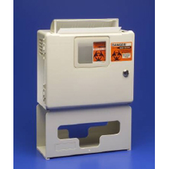 MON85551309 - MedtronicHorizontal or Vertical Mount 2-Box Glove Box Holder, Beige, 10EA/CS