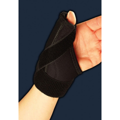MON36403000 - DJOThumb Stabilizer Left or Right Hand Black One Size Fits Most