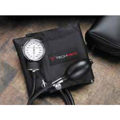 MON36412500 - Tech-Med ServicesAneroid Sphygmomanometer Tech-Med Services Adult