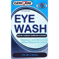 MON36462700 - Geri-CareEye Wash GeriCare 4 oz.