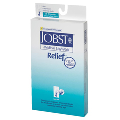 MON36480300 - JobstRelief Knee-High Anti-Embolism Compression Stockings