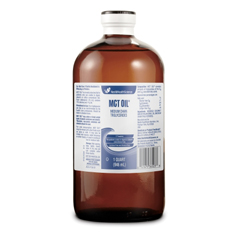 MON36512601 - Nestle Healthcare NutritionMct Oil For Patients Unable To Digest or Absorb Conventional Fats