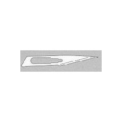 MON37112500 - Aspen Surgical ProductsScalpel Blade BD Bard-Parker Size 11 Carbon Steel