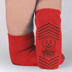 MON38071000 - PBESlpr Sock Red Bari 3Xlg 2/Pr 48PR/CS