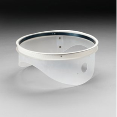 MON38153901 - 3MCollar, Qualitative Fit Test Apparatus