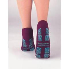 MON38291000 - PBESlipper Sock N/Skid Adult