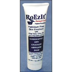 MON39181500 - Lousal EnterpriseSkin Protectant RoEzIt® Ointment 1 oz. Tube