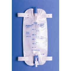 MON39321910 - Teleflex Medical - Easy Tap™ Urinary Leg Bag (453932), 24/BX