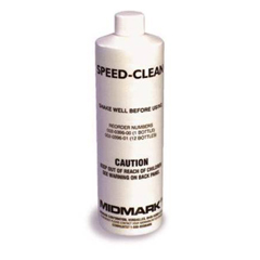 MON39603200 - MidmarkAutoclave Cleaner Speed-Clean Liquid 16 oz. Pour Container