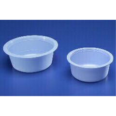 MON40002905 - MedtronicKendall™ Solution Basin 16 oz. Round Sterile