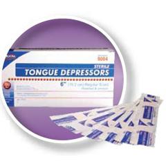 MON562303BX - Dukal - Tongue Depressor (9004), 1/PK, 100PK/BX