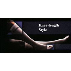 MON40350312 - Alba Healthcare - Lifespan® Knee-High Anti-Embolism Stockings