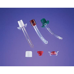 MON40403910 - MedtronicInner Fenestrated Tracheostomy Cannula Shiley 4.0 mm Disposable