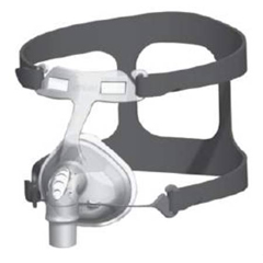 MON40506400 - Fisher & PaykelCPAP Mask FlexiFit 405 Mask with Forehead Support Nasal Mask Small / Medium / Large