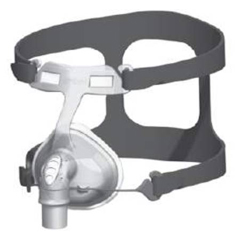 MON40606400 - Fisher & PaykelCPAP Mask FlexFit 406 Mask with Forehead Support Nasal Mask Petite
