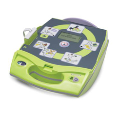 MON40715900 - Zoll MedicalAutomated External Defibrillator Automatic Operation AED Plus Electrode