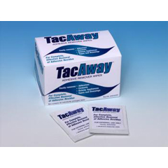 MON40824950 - Torbot Group - Adhesive Remover Tacaway Wipe, 50/BX